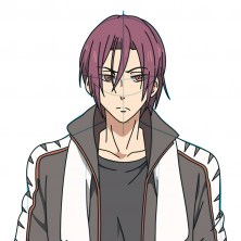 How To Draw Rin Matsuoka From Free Mangajam Com If you watch, know, a fan of the anime free! how to draw rin matsuoka from free